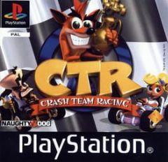 Cover Crash Team Racing