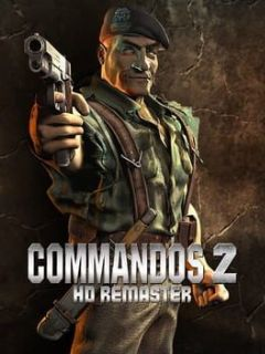 Cover Commandos 2 HD Remaster