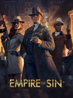 Cover Empire of Sin