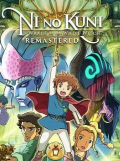 Cover Ni no Kuni: Wrath of the White Witch Remastered