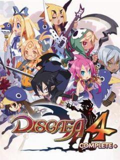 Cover Disgaea 4 Complete+
