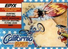 Cover California Games