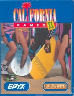 Cover California Games II
