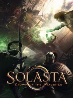 Cover Solasta: Crown of the Magister