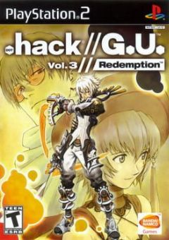Cover .hack//G.U. Vol. 3: Redemption