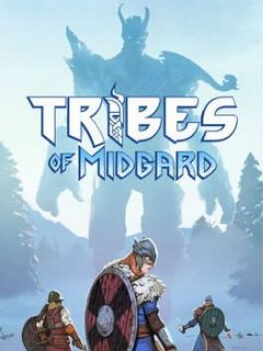 Cover Tribes of Midgard