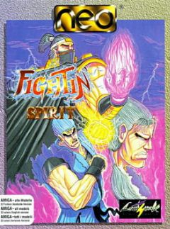 Cover Fightin' Spirit