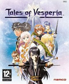 Cover Tales of Vesperia