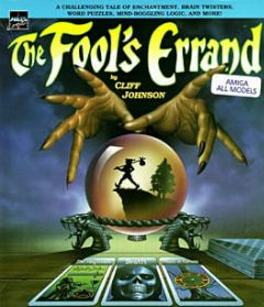 Cover The Fool's Errand