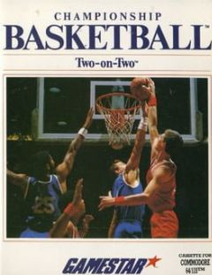 Cover GBA Championship Basketball: Two-on-Two