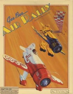 Cover Gee Bee Air Rally