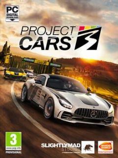 Cover Project CARS 3