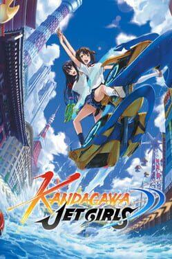 Cover Kandagawa Jet Girls