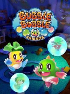 Cover Bubble Bobble 4 Friends