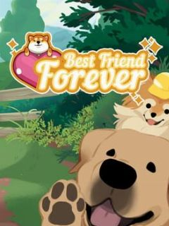 Cover Best Friend Forever