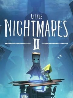 Cover Little Nightmares 2