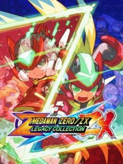Cover Mega Man Zero/ZX Legacy Collection