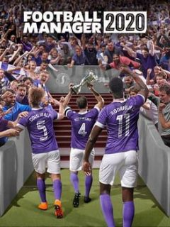Cover Football Manager 2020