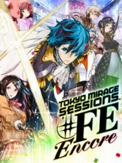 Cover Tokyo Mirage Sessions #FE Encore