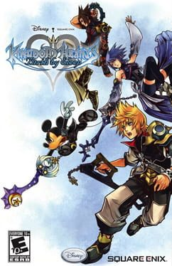 Cover Kingdom Hearts Birth by Sleep