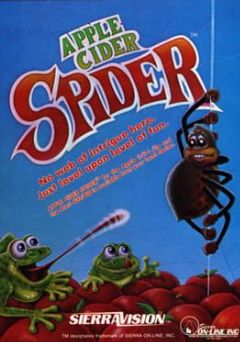 Cover Apple Cider Spider
