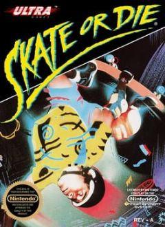 Cover Skate or Die