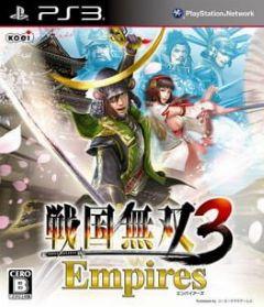 Cover Samurai Warriors 3: Empires