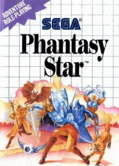 Cover Phantasy Star
