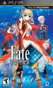 Cover Fate/Extra