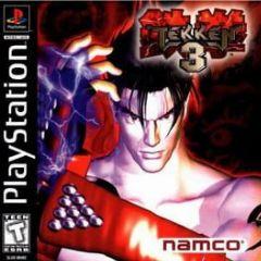 Cover Tekken 3