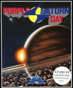 Cover Purple Saturn Day