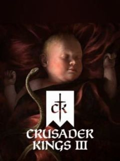 Cover Crusader Kings III