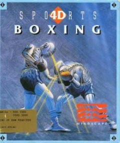 Cover 4D Sports Boxing