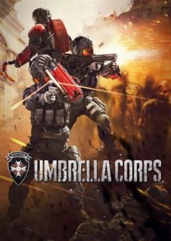 Cover Umbrella Corps