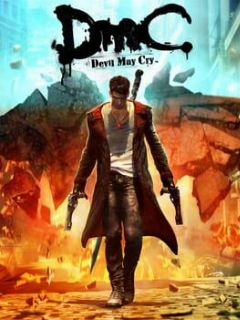 Cover DmC: Devil May Cry