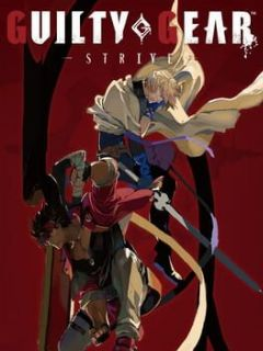 Cover Guilty Gear: Strive