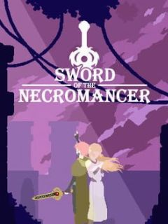 Cover Sword of the Necromancer