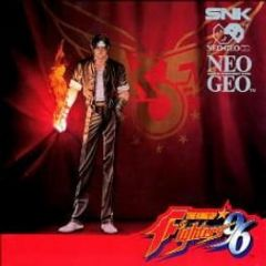 Cover The King of Fighters '96