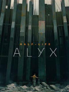 Cover Half-Life: Alyx