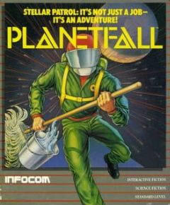 Cover Planetfall