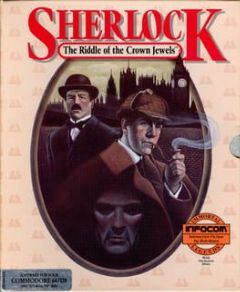 Cover Sherlock: The Riddle of the Crown Jewels