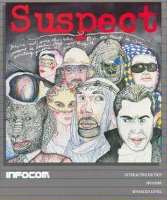 Cover Suspect