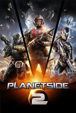 Cover PlanetSide 2