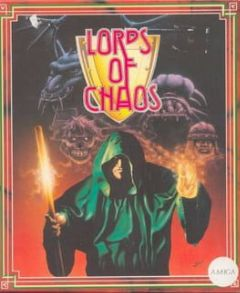 Cover Lords of Chaos