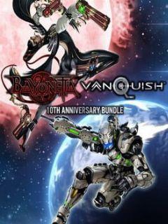 Cover Bayonetta & Vanquish 10th Anniversary Bundle
