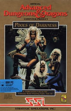 Cover Pools of Darkness