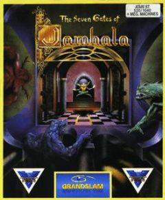 Cover The Seven Gates of Jambala