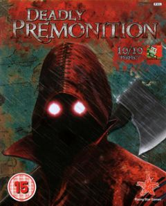 Cover Deadly Premonition