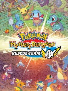 Cover Pokémon Mystery Dungeon: Squadra di Soccorso DX