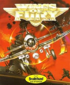 Cover Wings of Fury